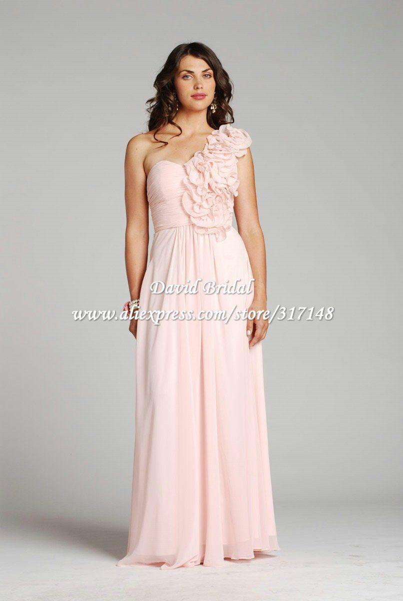 Long pale pink bridesmaid dresses gallery braidsmaid dress emmas dress bridesmaids dresses pinterest colours light light pink bridesmaid dress ombrellifo gallery ombrellifo Gallery