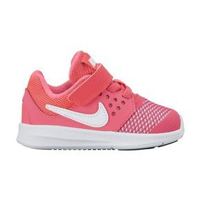 Nike Toddler Girls' Downshifter 7 Running Shoes (Racer Pink/White/Prism  Pink/Black, Size 10) - Toddler Shoes at Academy Sports