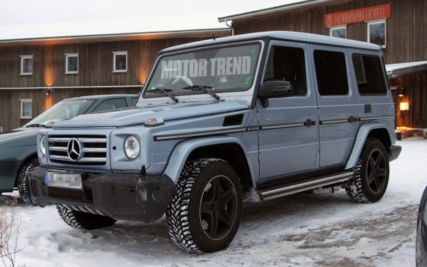Vintage Mercedes Suv I Want This Please