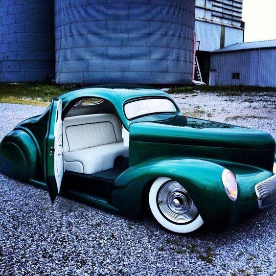 Pin By Cars Cycles Cool On Classic Cars Pinterest - Custom car cool