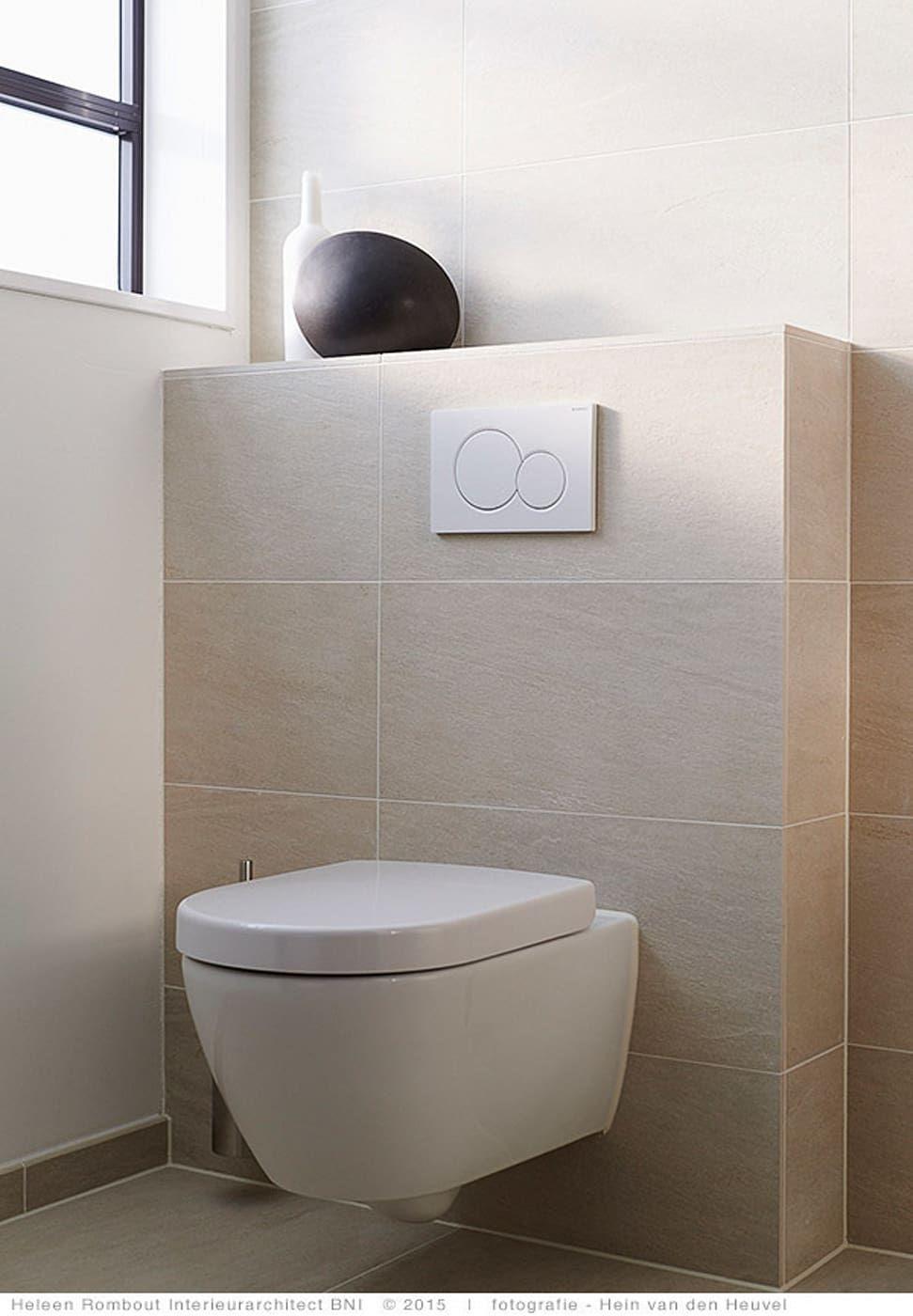 Badezimmer von heleen rombout interieurarchitect bni, modern #amenagementmaison