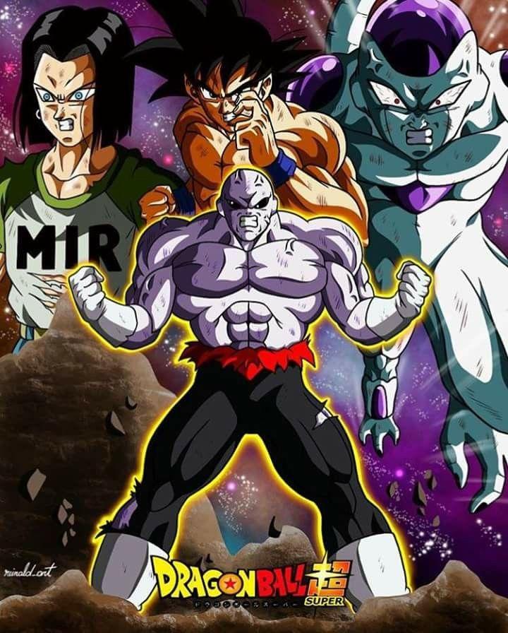 Pin De Karla Molina En Dragon Ball Super,z,gt Y Heroes