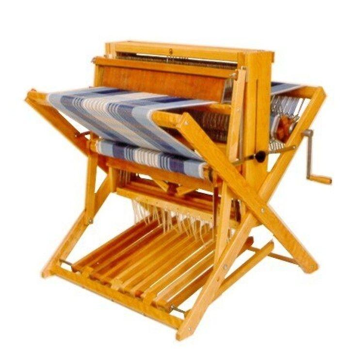 Leclerc Compact Floor Loom - 8 Harness Upgrade Kit