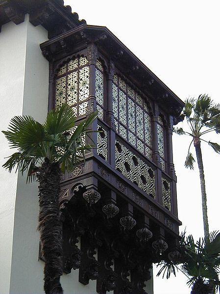 Egyptian Architecture Style egyptian style mashrabiya/balcony | häuser | pinterest | balconies
