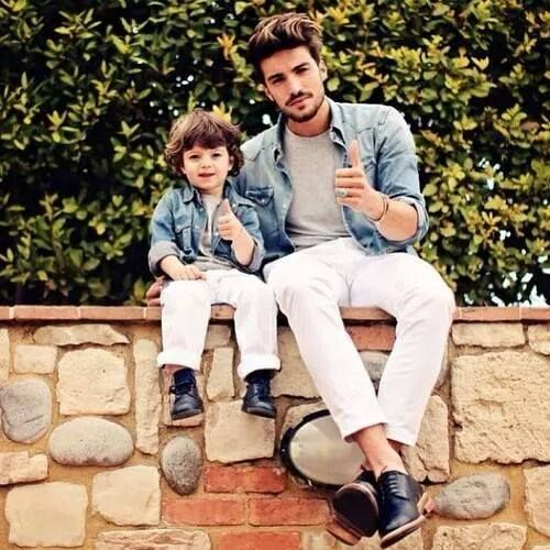 .`tom & Dad