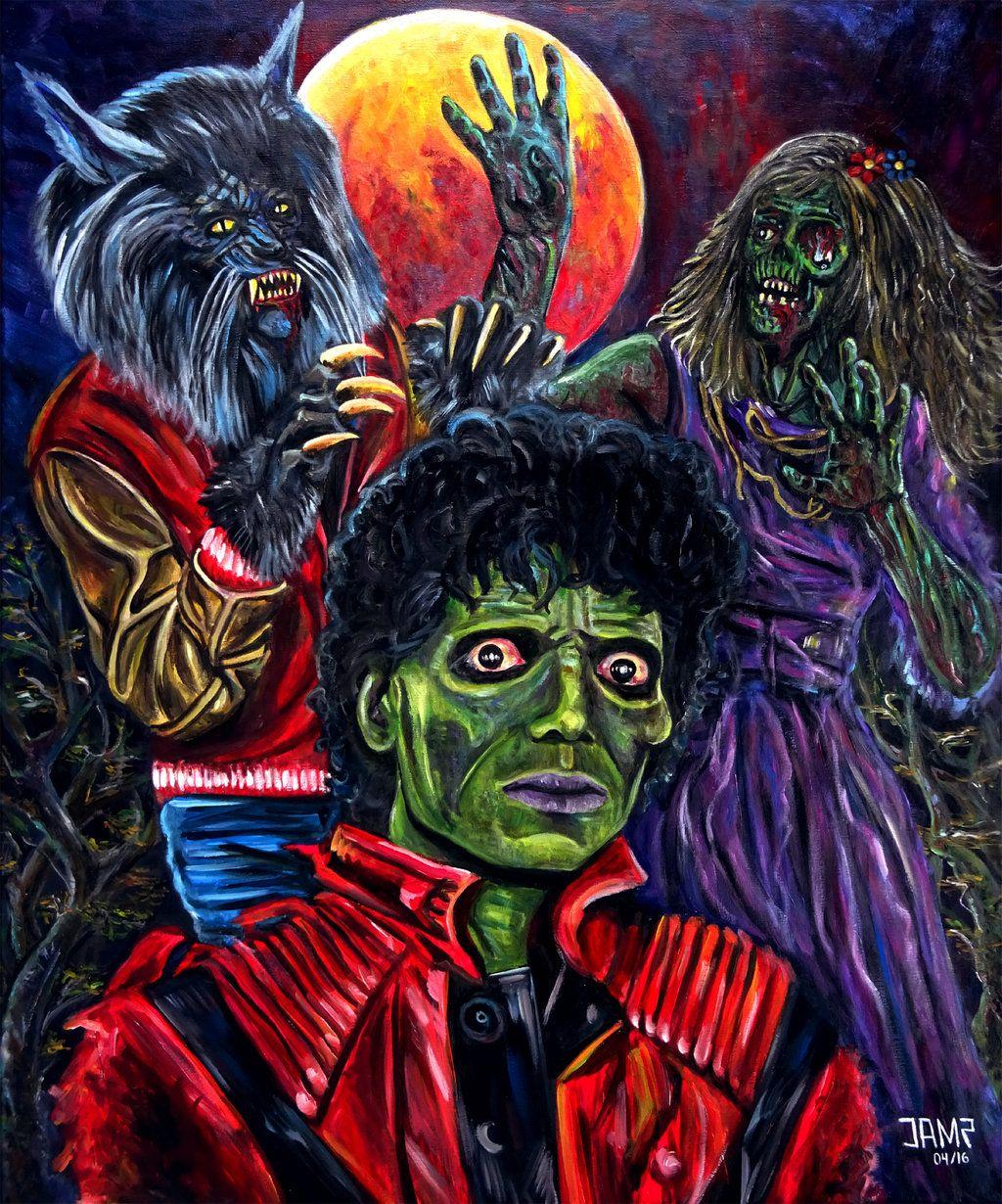 Michael Jackson Thriller by JosefVonDoom on DeviantArt