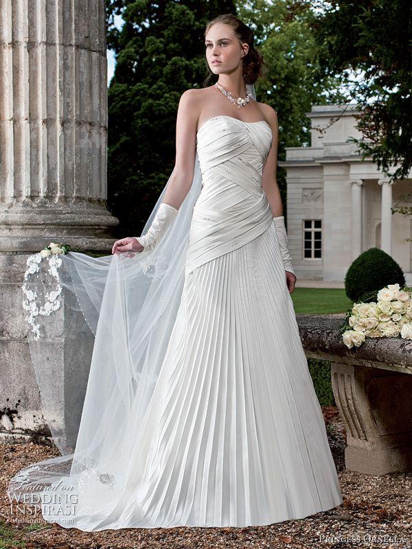 Princess Ornella 2017 Wedding Dresses