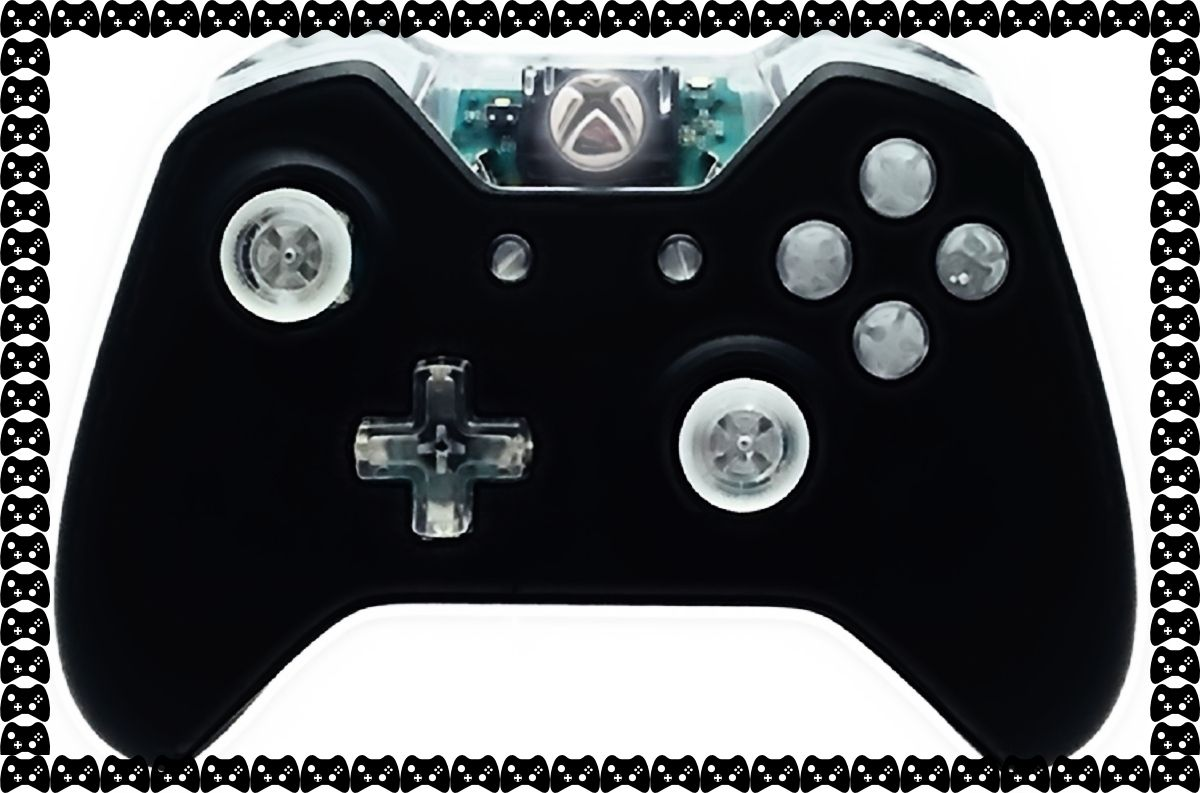 Master Modded Controller Xbox One Clear Out