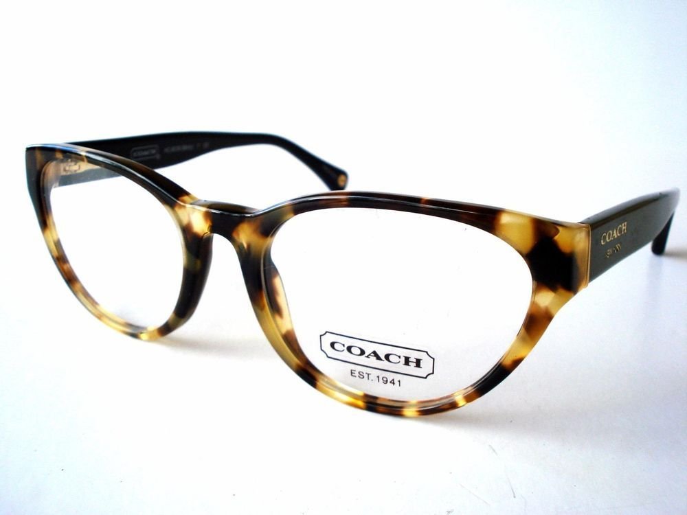 286f984748 Coach Eyeglasses Women s Baily HC6039 6039 Tortoise 5045 Optical Frame 49mm   Coach Coach Glasses Frames