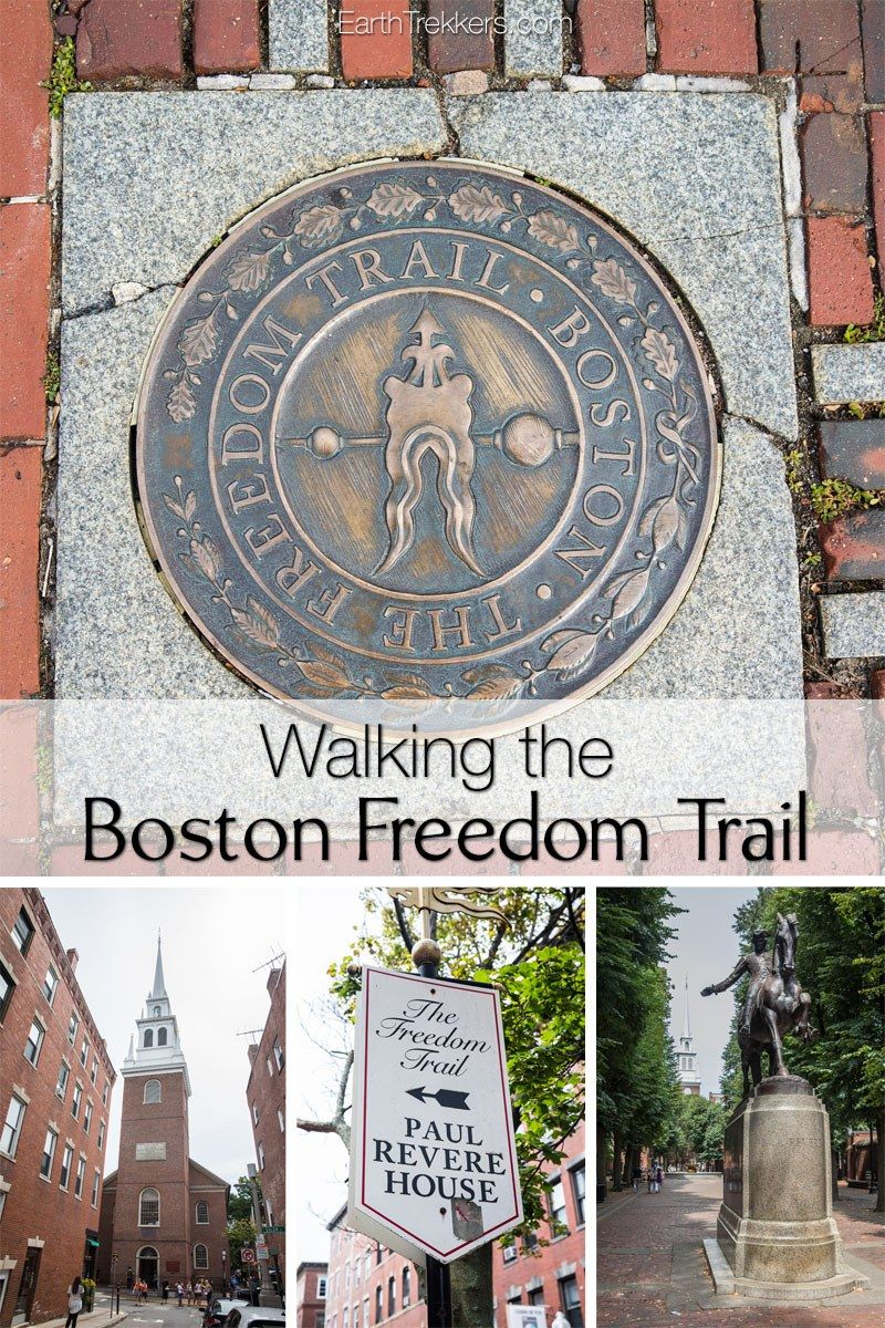 Tips For Walking The Freedom Trail In Boston Freedom Trail