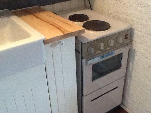 keittiö,remontti,mökki