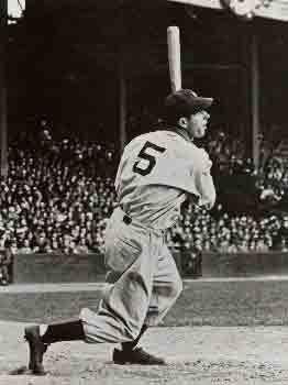 # 5 Joe DiMaggio