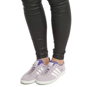 womens adidas lilac gazelle og trainers