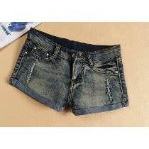 Shorts Jeans Tamanho Pp 34