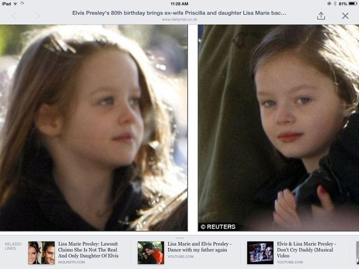Lisa Marie's twins   ELVIS   Elvis presley grandchildren