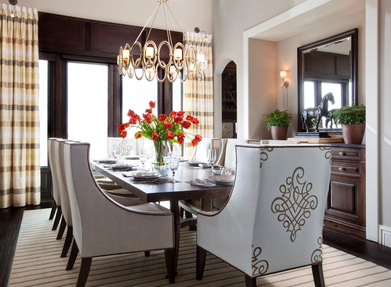 Superieur Interior Design Reveal Luxury Home, Floor 1....Robeson Design.