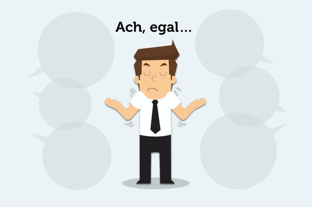 Haben Sie schon einmal versucht, die Meinung anderer zu ignorieren? Nein? Sie wären überrascht, welch positive Effekte dabei herauskommen können...  http://karrierebibel.de/egalness/