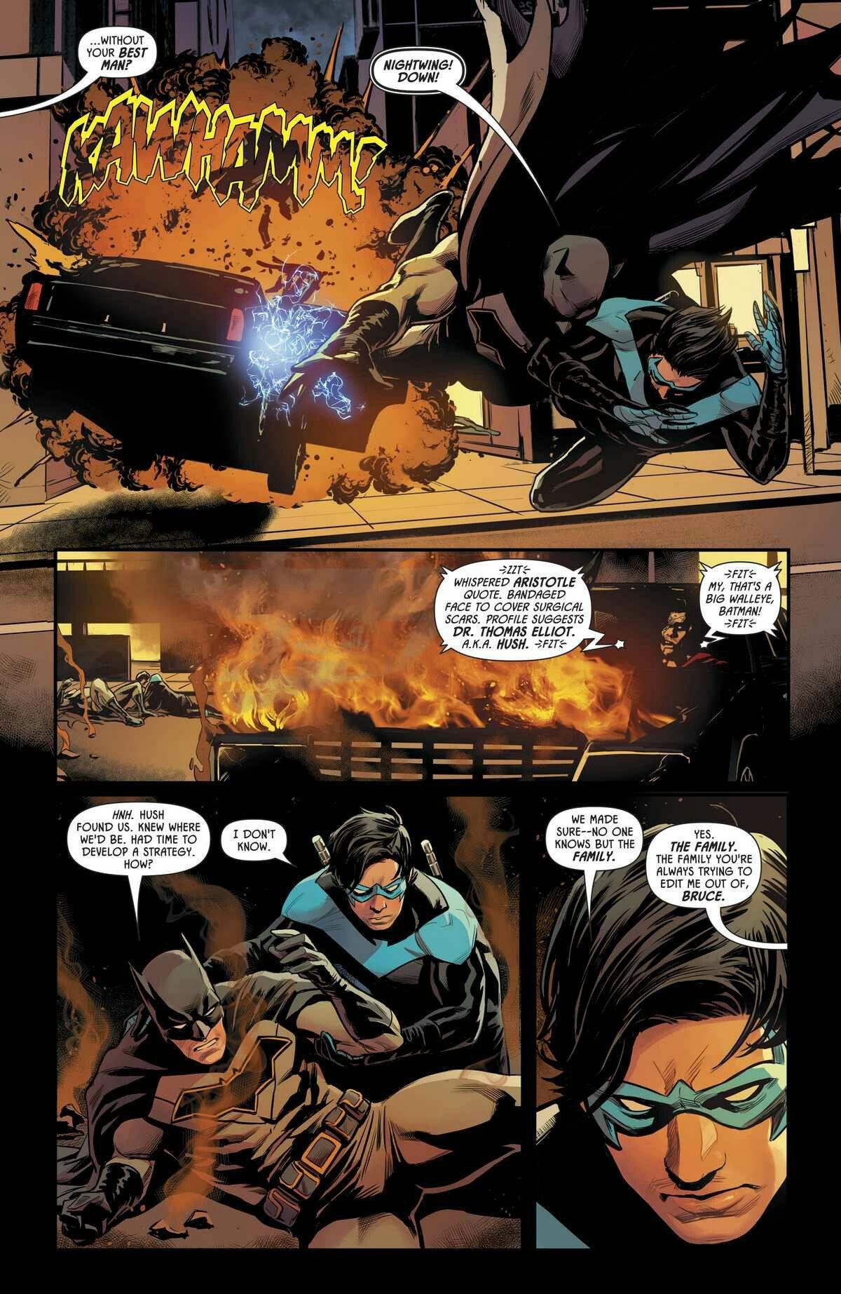 Pin On Nightwing