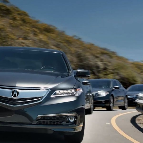 Acura TLX Rides That Require Waivers Commercial