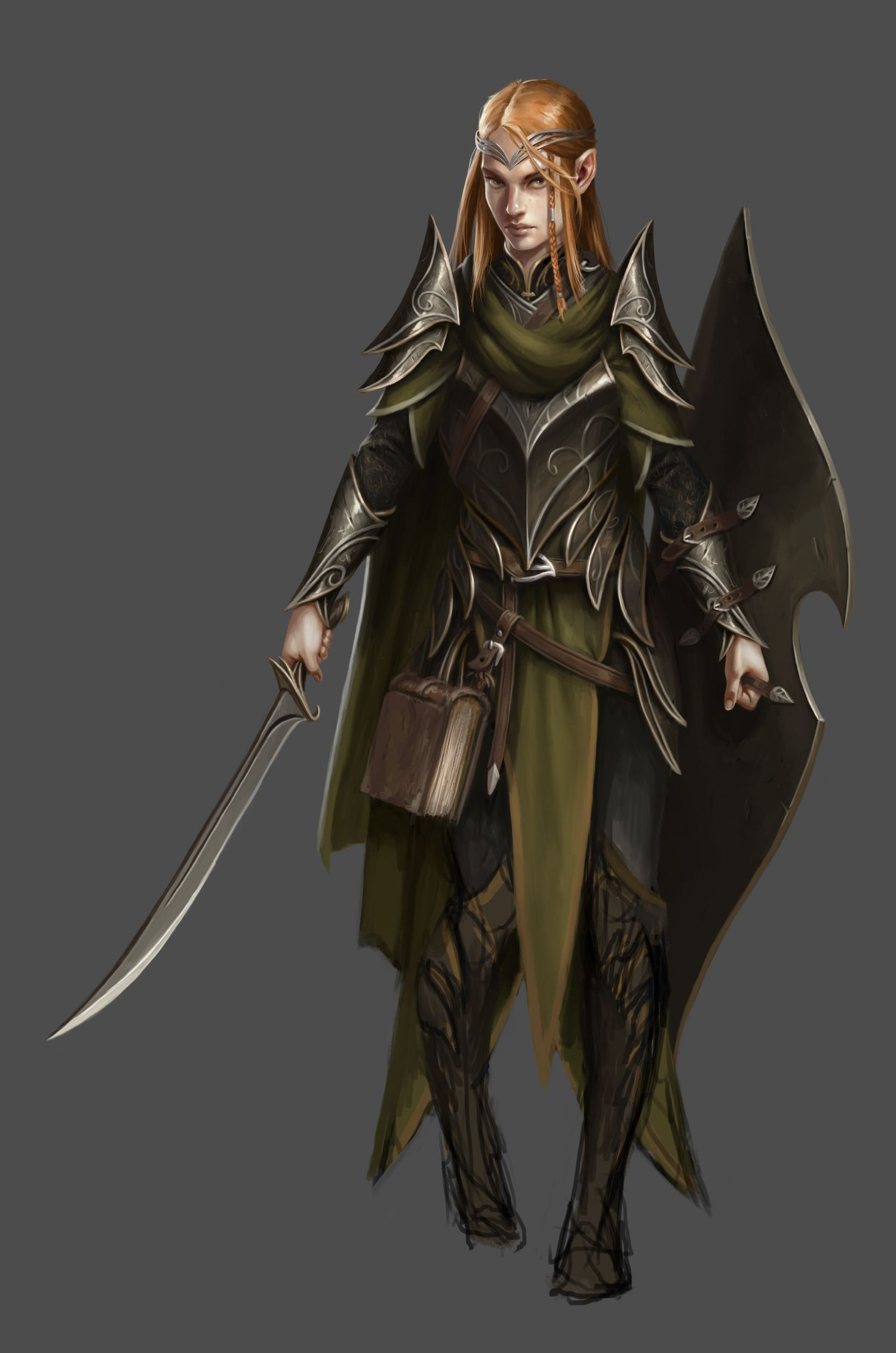 Vastriel - The Hobbit: Kingdoms of Middle-earth © Kabam