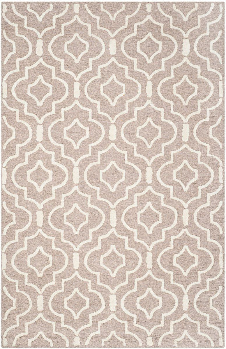 Safavieh Cambridge Cam141j Beige Ivory Rug