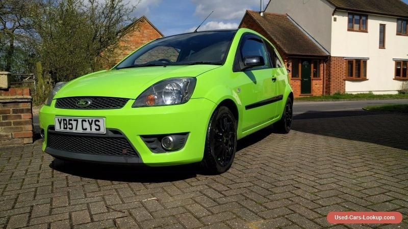 Car For Sale Ford Fiesta Zetec S Celebration With Images