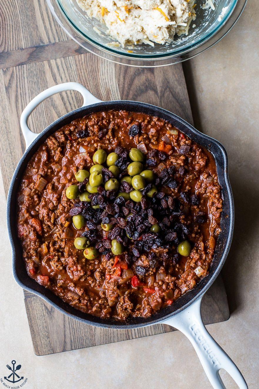 Cuban Beef Picadillo Recipe In 2020 Beef Picadillo Recipes Picadillo