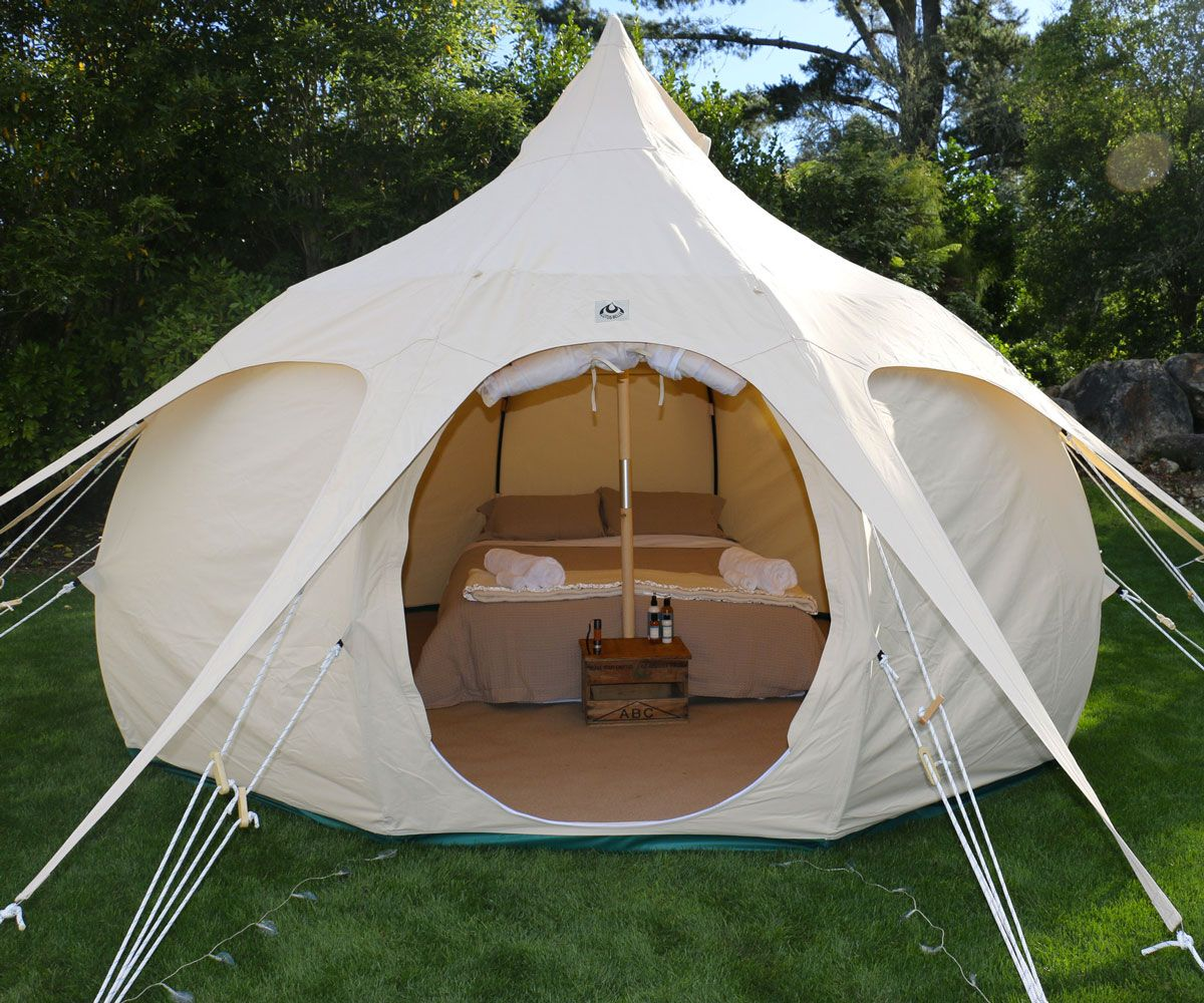 df6990b0c19c Lotus Belle Luxury Canvas Tents Techos