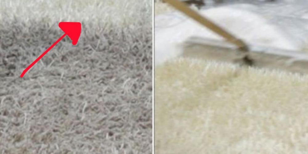 Nettoyez En Profondeur Vos Tapis Avec Des Ingredients Disponibles Dans Votre Cuisine En 2020 Nettoyer Tapis Laver Un Tapis Nettoyage Tapis