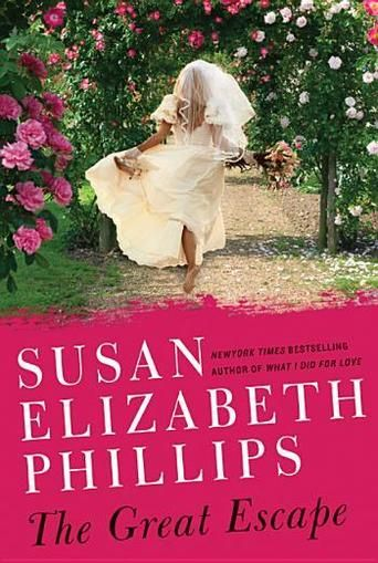 The Great Escape by Susan Elizabeth Phillips - Where do you run to when your life has fallen apart? Lucy's great escape takes her to a rambling beach house on a Great Lakes island. Here, Lucy hopes to find a new direction . . . and unlock the secrets of this man who knows so much about her but reveals nothing about himself. (Bilbary Town Library: Good for Readers, Good for Libraries)