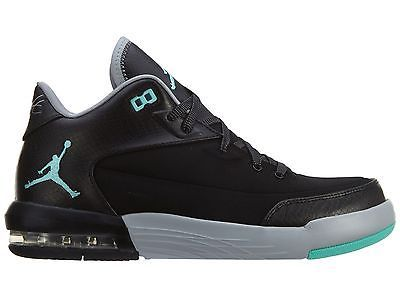 new product 189d3 acbb3 Nike Jordan Flight Origin 3 Mens 820245-005 Black Hyper Turquoise Shoes  Size 12