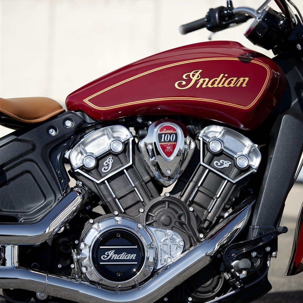 Indian Motorcycle Honours Scout S 100 Year Legacy Indian Motorcycle Indian Scout Bike Motorcycle [ 1024 x 1024 Pixel ]