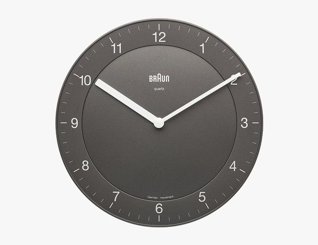 10 Timeless Wall Clocks To Anchor Your Living Room Best Wall Clocks Gear Wall Clock Clock