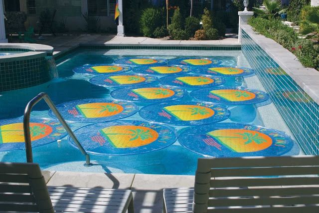 Want to heat up your pool put black garbage bags over - How to warm up swimming pool water ...