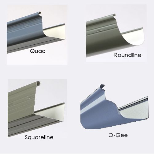 Inspiring Gutter Types 13 Fascia Gutter Profiles And