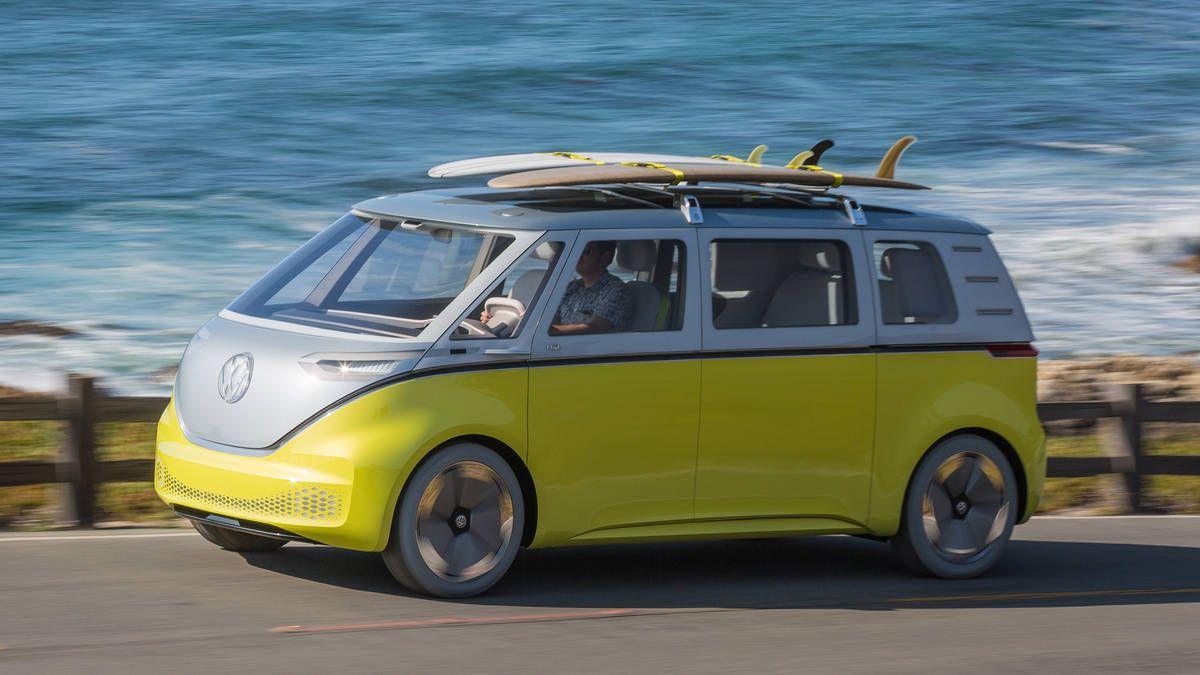 Confirmed Volkswagen Id Buzz Van Is Coming In 2022