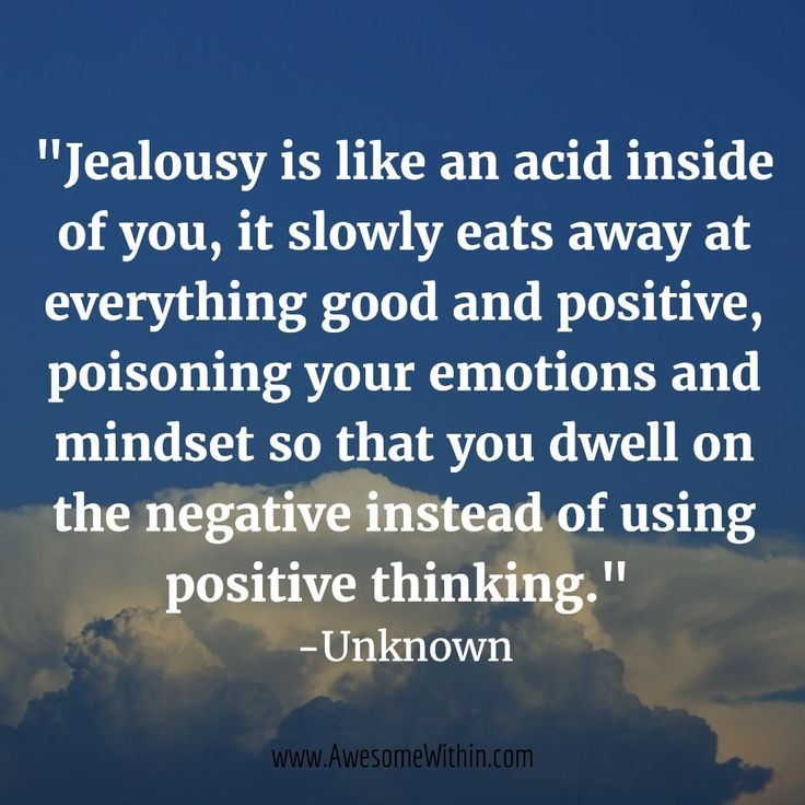 Insightful Quotes Cool Jealousy Quotes 48 Insightful Quotes Videos And Articles On