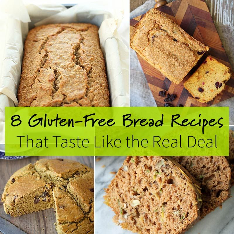8 GlutenFree Bread Recipes That Taste Like the Real Deal