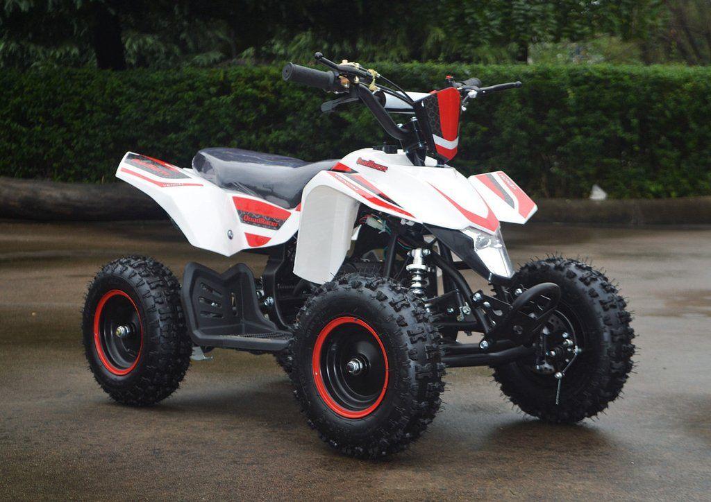 Venom Quad Racer Electric Mini Atv 1000w 36v Pre Order Toy