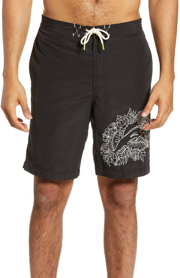 7008715d53 Tommy Bahama Baja Marlin Hideaway Print Board Shorts | Products in ...