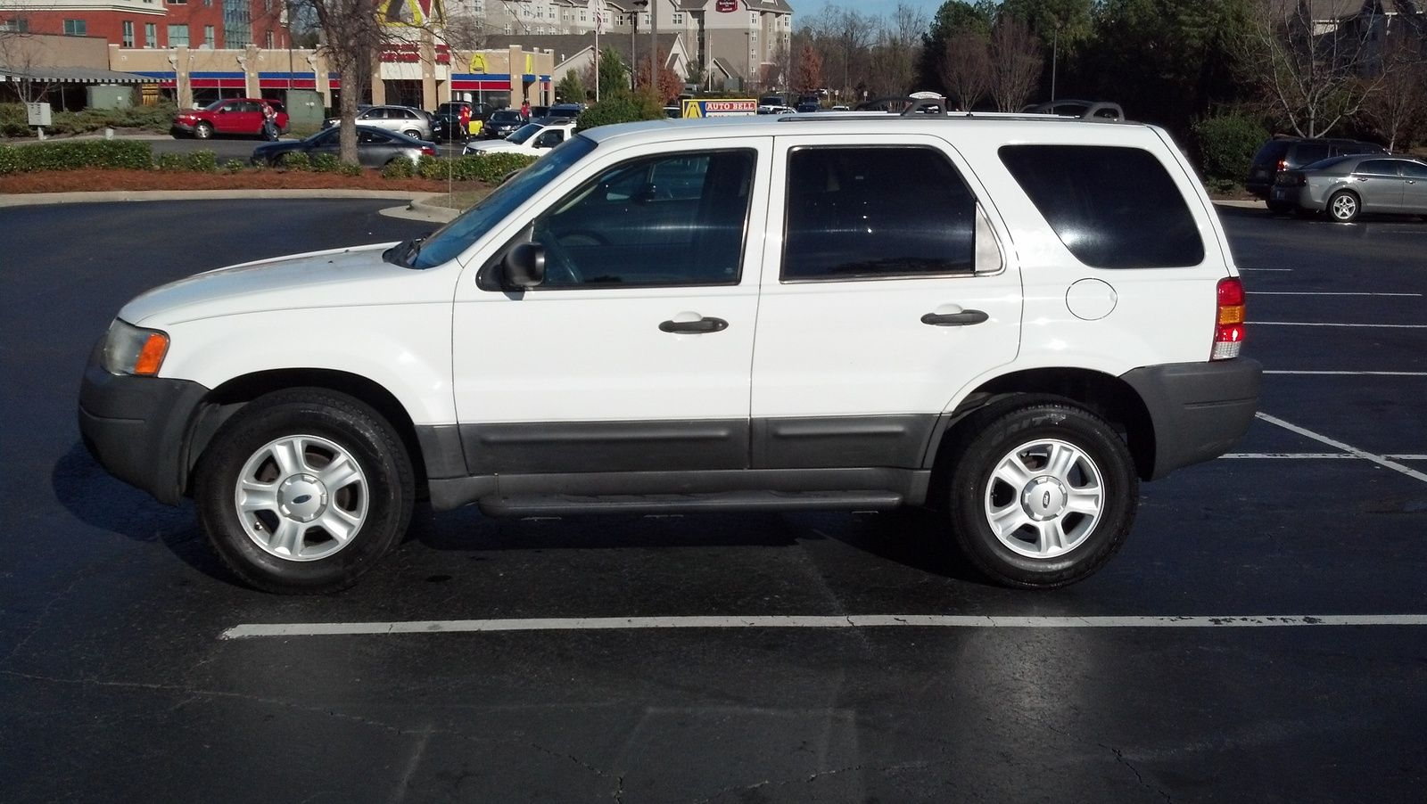 2003 Ford Escape Xlt With Images Ford Escape Ford Escape Xlt