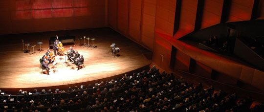 Riverside Symphony at Alice Tully Hall, Lincoln Center | New York City