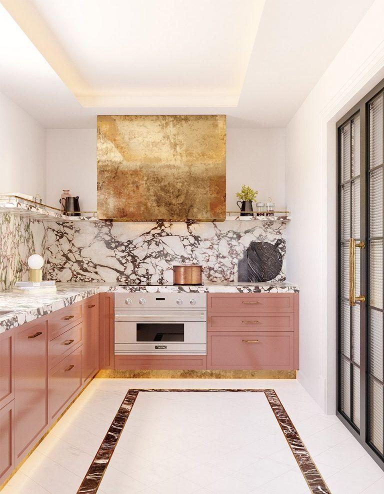 21 Gorgeous Feminine Home Decor Ideas Interior Design Kitchen