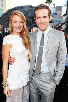 Blake Lively und Ryan Reynolds haben geheiratet  Foto: © Getty Images