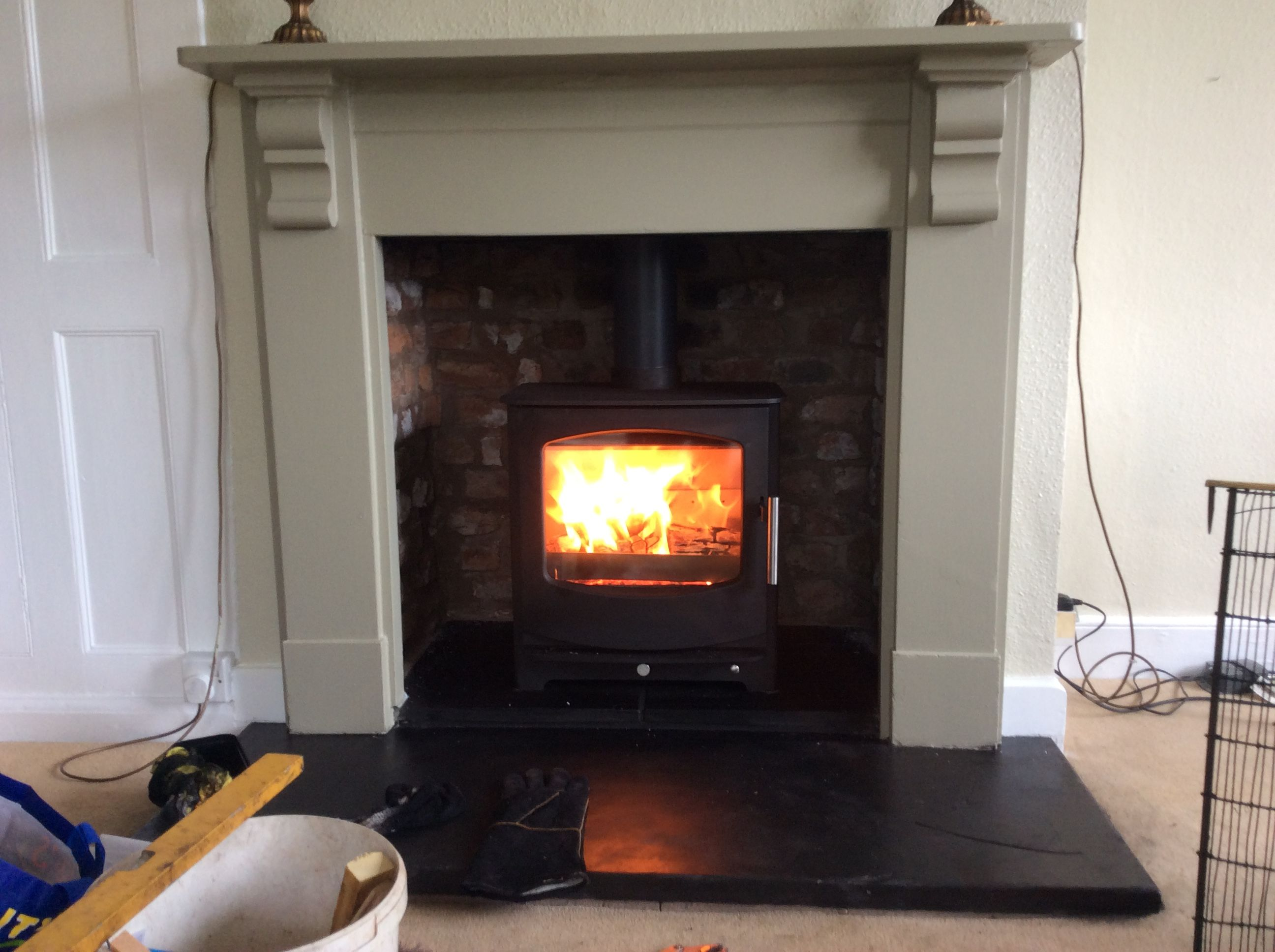 Clearburn 5Kw Stove
