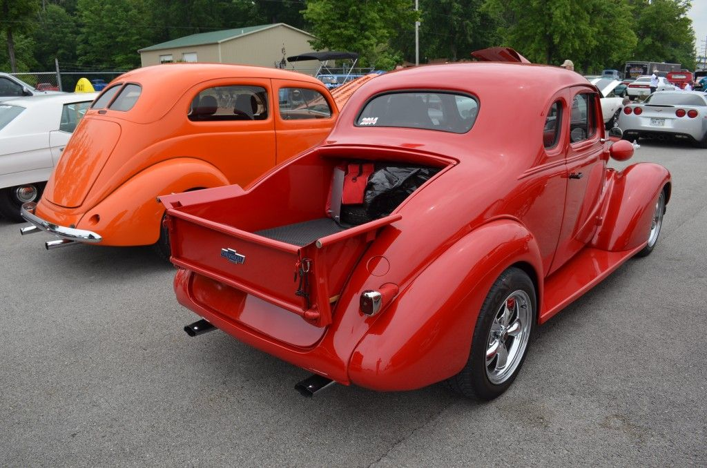 The 10 Most Unique 2014 Hot Rod Power Tour Rides Chevy Trucks