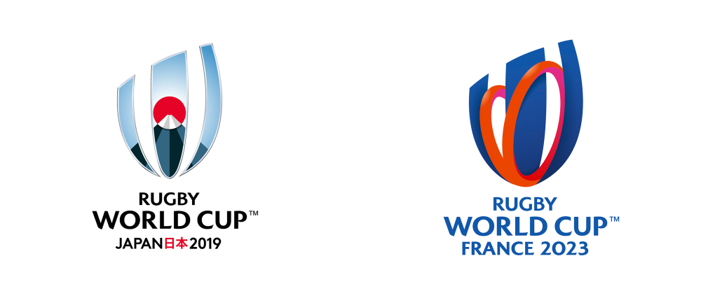 New Logo For Rugby World Cup Rugby World Cup Rugby World Cup