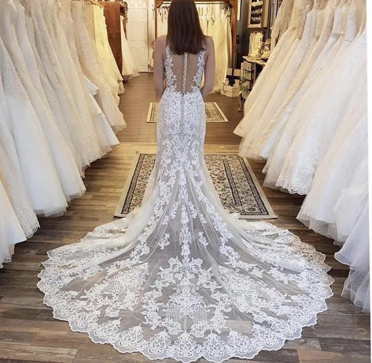 Mori Lee 2019 Wedding Dresses: One Of Our Favorites, Pascha By Mori Lee