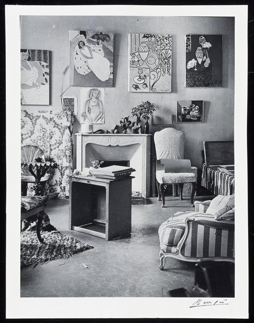 Reunion Des Musees Nationaux Grand Palais Matisse Deco Interieure Henri Matisse