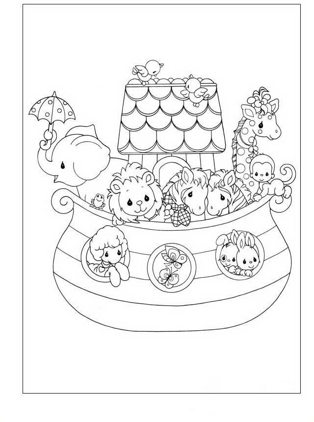 Precious Moments Coloring Pages Dibujos Para Colorear 25
